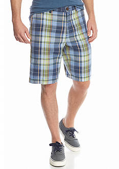 Tommy Bahama Moulin Madras Plaid Shorts