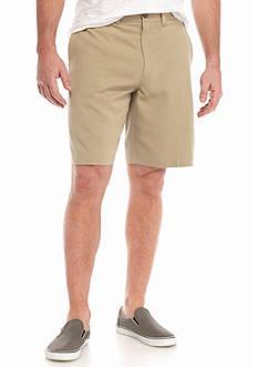 Tommy Bahama Coastal Twill Flat Front Shorts