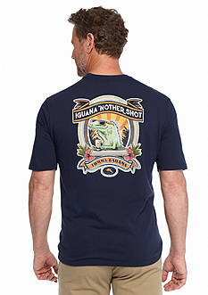 Tommy Bahama Short Sleeve 'Iguana Nother' Graphic Tee