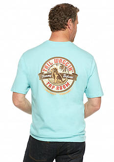 Tommy Bahama Tail Waggin Taproom Graphic Tee
