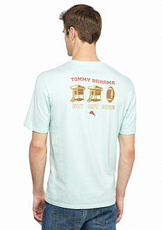 Tommy Bahama Hut Hut Hike Short Sleeve Graphic Tee