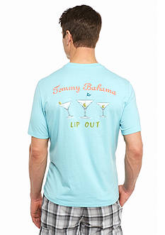 Tommy Bahama Lip Out Tee Graphic Tee