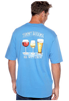 Tommy Bahama Red, White, & Brew Tee