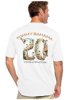 Tommy Bahama 20 Years of Relaxation Tee