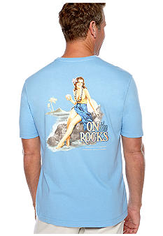 Tommy Bahama On the Rocks Tee