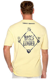 Tommy Bahama Bases Loaded Tee