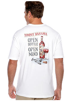 Tommy Bahama Tommy Bahama Open Bottle, Open Mind Tee