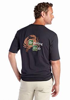 Tommy Bahama® Breaking Crab Tee