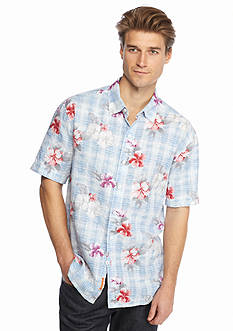 Tommy Bahama Bonsoir Botanical Breezer Woven Shirt