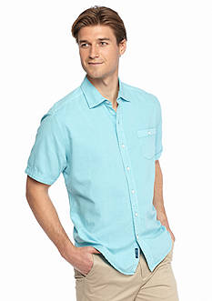 Tommy Bahama Short Sleeve Corvair Cruiser Woven Shirt