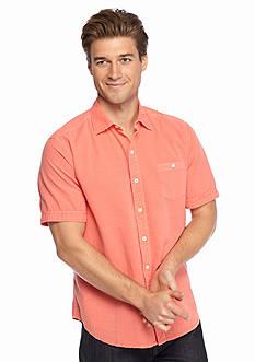 Tommy Bahama Short Sleeve Corvair Cruiser Woven Shirt