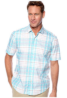 Tommy Bahama Plaidlantic City Shirt