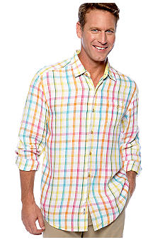 Tommy Bahama Madaket Beach Plaid Shirt