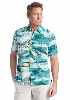 Tommy Bahama® Surfrider Cruiser Woven Shirt