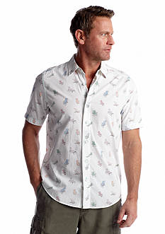 Mens beach wedding attire belk everyday free shipping for Van heusen pilot shirts slim fit