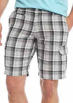 Tommy Bahama Ombre Highway Plaid Shorts