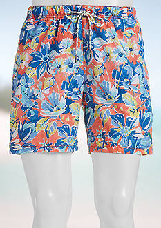Tommy Bahama Naples Retro Pop Swim Trunks