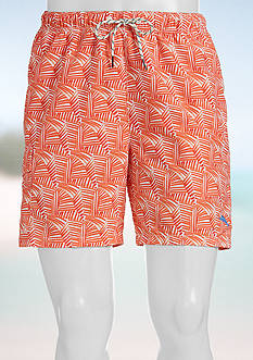 Tommy Bahama Naples Game Set Thatch Swim Shorts