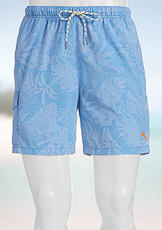 Tommy Bahama Naples Coral Florida Swim Shorts