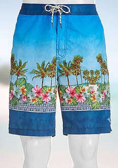 Tommy Bahama Baja Good Tribes Boardshorts