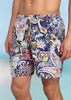 Tommy Bahama Naples Paisley Park Swim Trunks