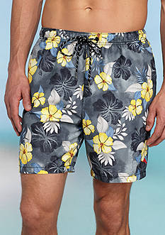 Tommy Bahama Naples Seaside Hibiscus Swim Trunks