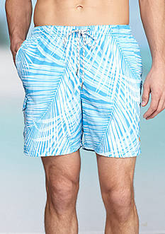 Tommy Bahama Naples Across The Frond Swim Trunks