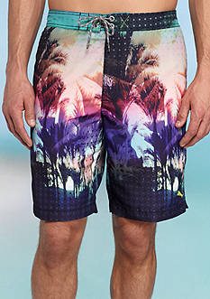 Tommy Bahama Baja Sunset Board Shorts