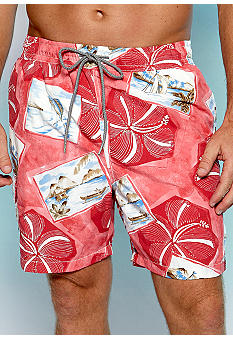 Tommy Bahama Volcanic Vacancy Swim Trunks