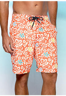 Tommy Bahama Bermuda Blooms Swim Trunks