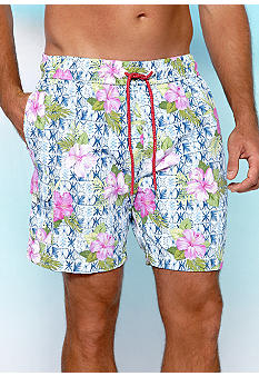 Tommy Bahama Tommy Bahama Batiki to the Future Swim