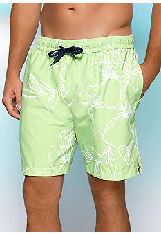 Tommy Bahama Bloom Over Miami Trunks