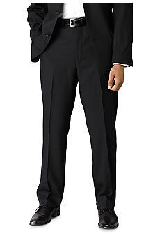 Calvin Klein Black Wool Suit Separate Pants