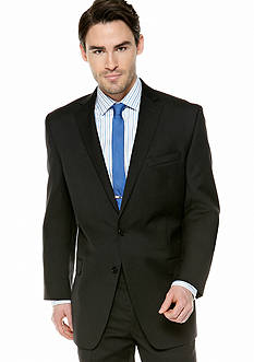 Calvin Klein Slim Fit Black Suit
