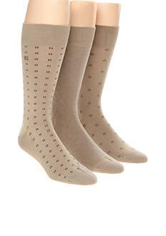 Chaps 3-Pack Dress Socks