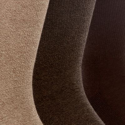 Chaps Men Sale: Assorted Chaps Cushion Sole Rib Crew Socks - 3 Pack