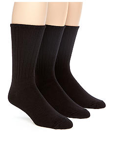 Chaps 3-Pack Bamboo Dress Socks