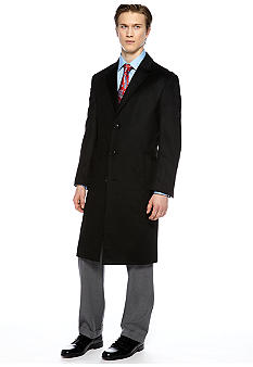 Full Length Cashmere Topcoat