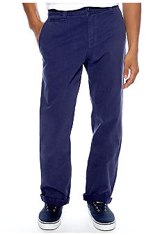 Chor Navy Slim Fit Chinos
