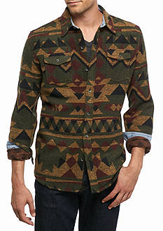 Chor Tribal CPO Jacket