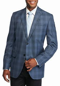 Geoffrey Beene Classic-Fit Multi Pattern Blazer