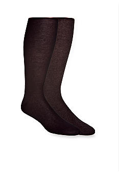 Cole Haan Dress Flat Knit Socks - Single Pair