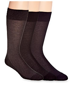 Cole Haan Small Stripe Socks- Single Pair