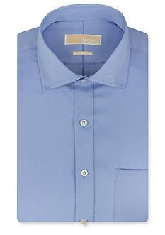 MICHAEL Michael Kors Non-Iron Regular-Fit Dress Shirt