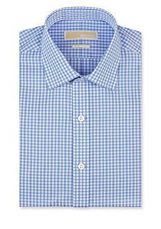 MICHAEL Michael Kors Non Iron Regular Fit Dress Shirt