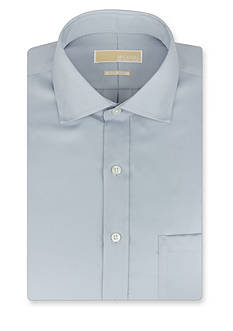 MICHAEL Michael Kors Big & Tall Non Iron Solid Dress Shirt