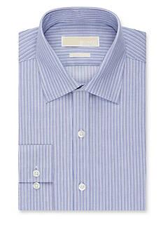 MICHAEL Michael Kors Non Iron Slim-Fit Dress Shirt