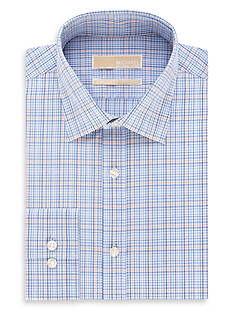 MICHAEL Michael Kors Non Iron Regular-Fit Dress Shirt