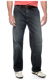 Lucky Brand Big & Tall 181 Relaxed Straight Leg Denim