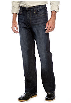 Lucky Brand 181 Relaxed Straight Leg Jeans